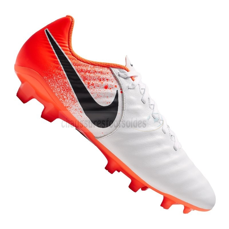 Nike Crampon De Foot Tiempo Legend VII Academy FG Orange