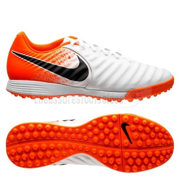 Nike Crampon De Foot Tiempo Legend VII Academy TF Euphoria Orange