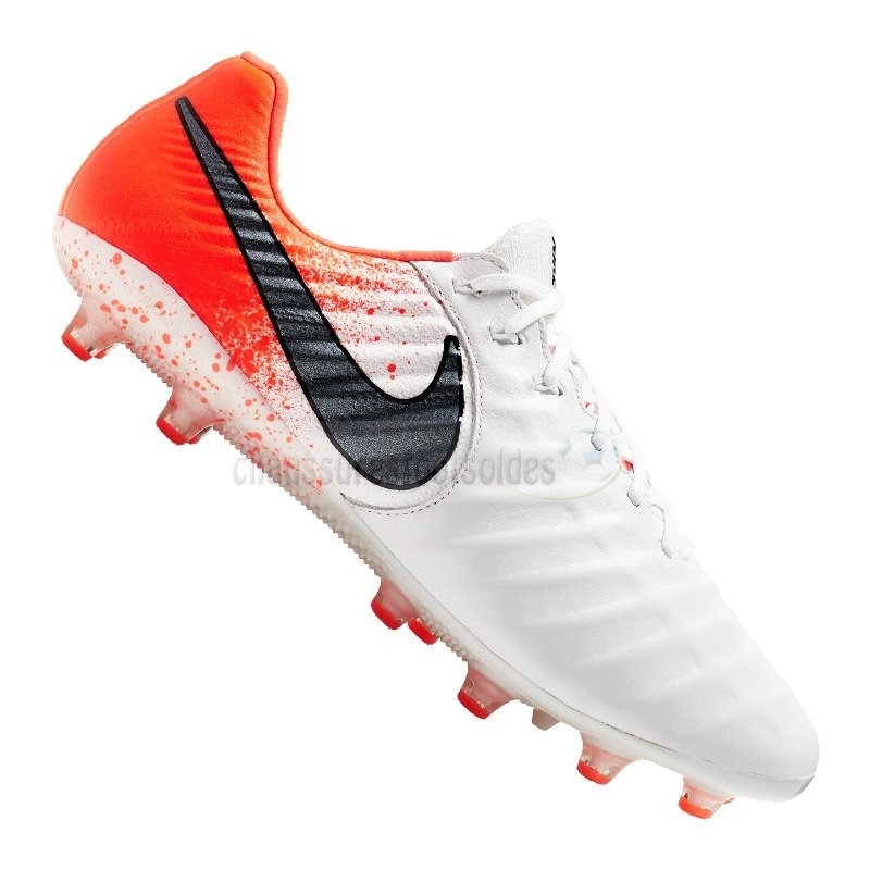 Nike Crampon De Foot Tiempo Legend VII Elite AG Orange