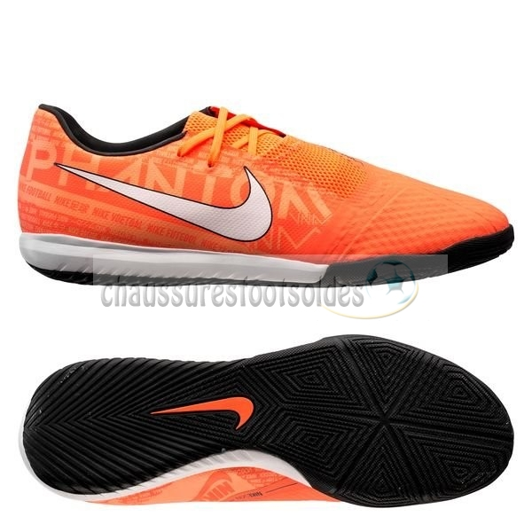 Nike Crampon De Foot Phantom Venom Academy IC Fire Orange