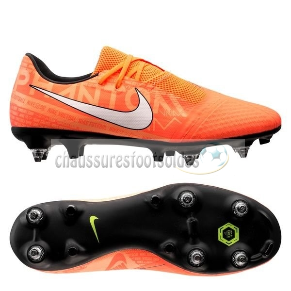 Nike Crampon De Foot Phantom Venom Academy SG PRO Fire Orange