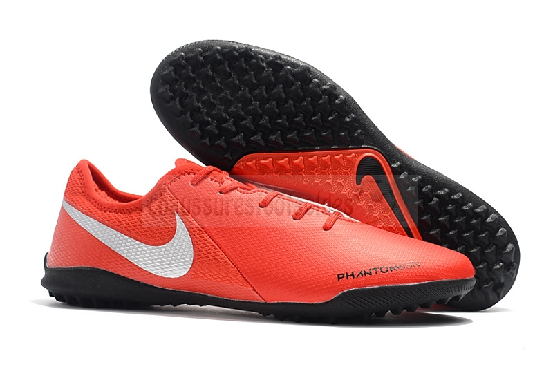 Nike Crampon De Foot Phantom VSN TF Orange