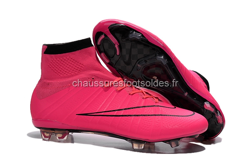 new specials buy cheap later Nike Crampon De Foot Mercurial Superfly FG Rose [CFS380 ...