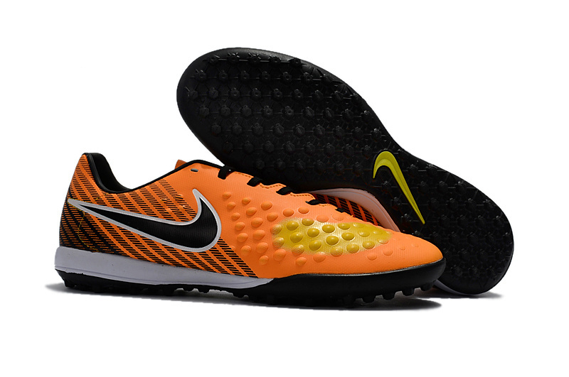 Nike Crampon De Foot Magista Orden II TF Orange Noir